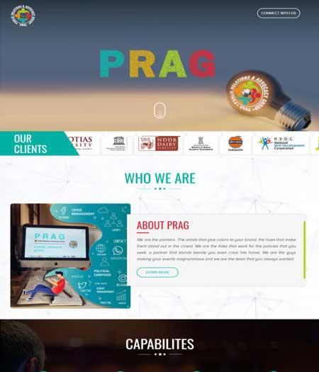ITiansWeb-PRAG India