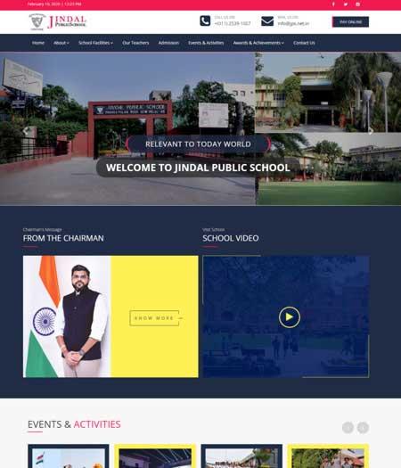 ITiansWeb-Jindal Public School